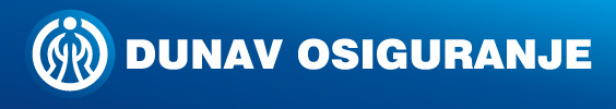 dunav hotizontalni logo