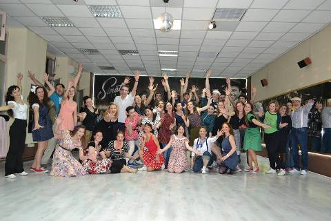 plesna skola sinatra